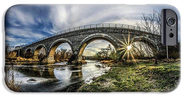 Tiffany Bridge Panorama IPhone 6 Case