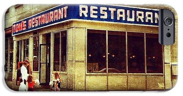 Tom's Restaurant. #seinfeld IPhone 6 Case