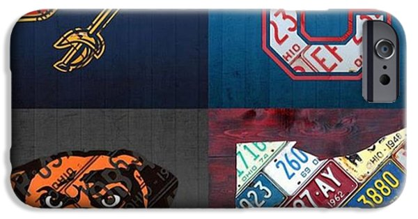 Ohio iPhone 6 Case - Tons More Sports City Designs Just by Design Turnpike