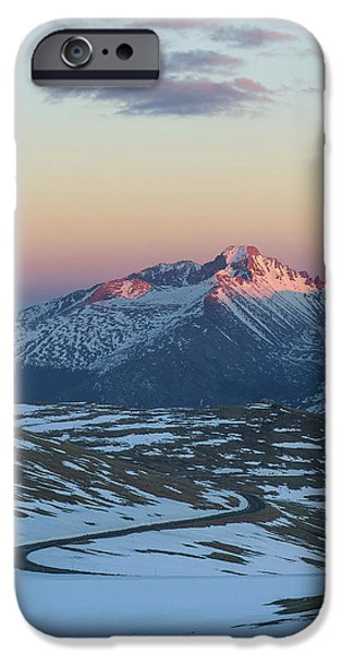 IPhone 6 Case featuring the photograph Trail Ridge Road Vertical by Aaron Spong