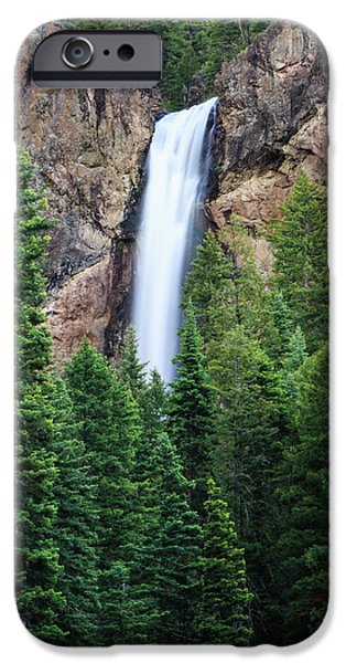 Treasure Falls IPhone 6 Case by David Chandler
