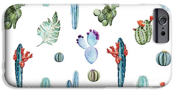 Dissing iPhone 6 Case - Tropical Forever 2 by Mark Ashkenazi