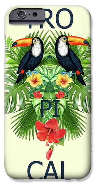 Dissing iPhone 6 Case - Tropical Summer  by Mark Ashkenazi
