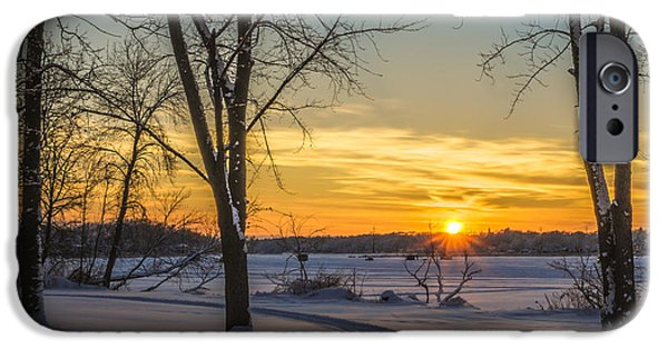Turn Left At The Sunset IPhone 6 Case