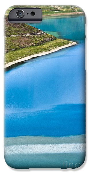 Turquoise Water IPhone 6 Case by Hitendra SINKAR