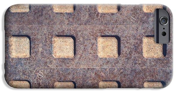 Repeat iPhone 6 Case - Twelve Squares by Scott Norris