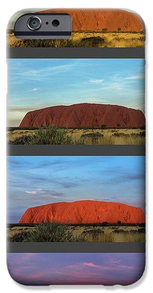 Uluru Sunset IPhone 6 Case