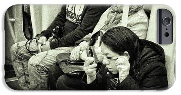 Underground Rimmel #blackandwhite IPhone 6 Case