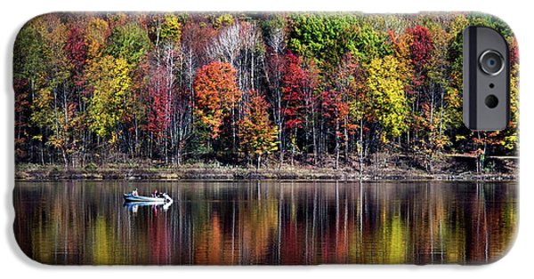 Vanishing Autumn Reflection Landscape IPhone 6 Case