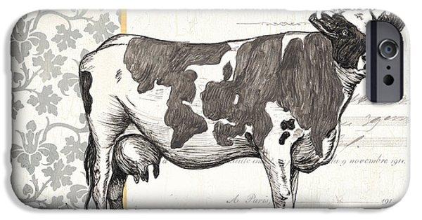 Vintage Farm 4 IPhone 6 Case