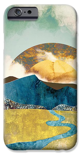 Landscapes iPhone 6 Case - Wanderlust by Katherine Smit