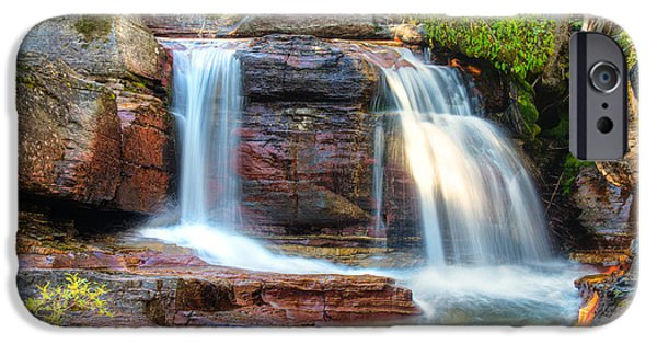 Waterfall IPhone 6 Case by Gary Lengyel