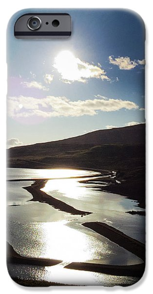 Sunny iPhone 6 Case - West Fjords Iceland Europe by Matthias Hauser
