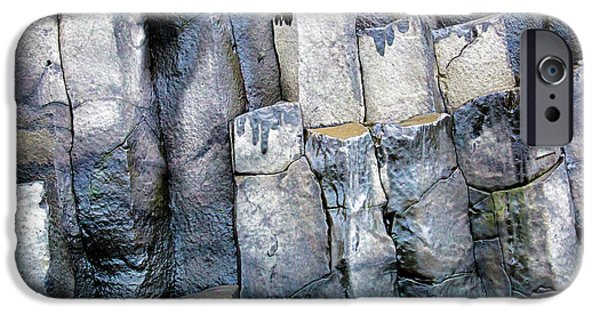 IPhone 6 Case featuring the photograph Wet Rocks 2 by Hitendra SINKAR