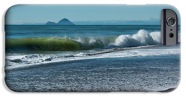 IPhone 6 Case featuring the photograph Whale Island by Werner Padarin