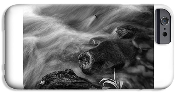 iPhone 6 Case - While Standing Next To A Stream I by Jon Glaser