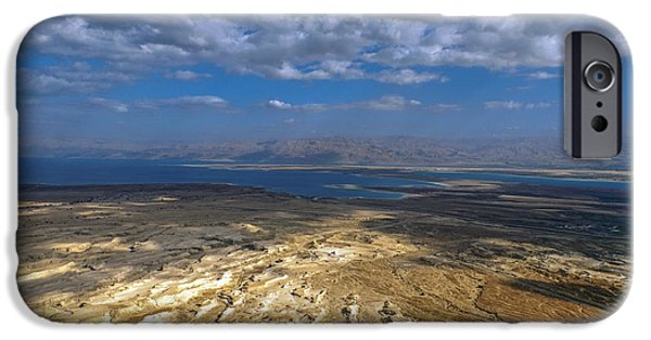 Wide View From Masada IPhone 6 Case by Dubi Roman