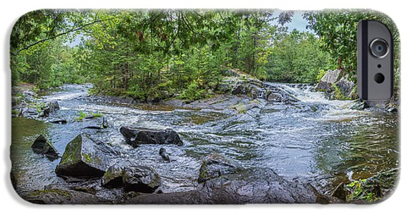 IPhone 6 Case featuring the photograph Wilderness Waterway by Bill Pevlor