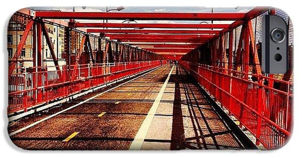 Williamsburg Bridge - New York City IPhone 6 Case