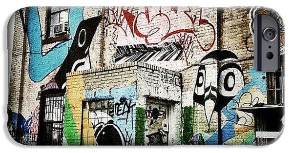 Williamsburg Graffiti IPhone 6 Case