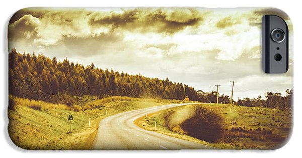 Window To A Rural Road IPhone 6 Case
