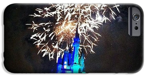 Wishes Fireworks Show IPhone 6 Case