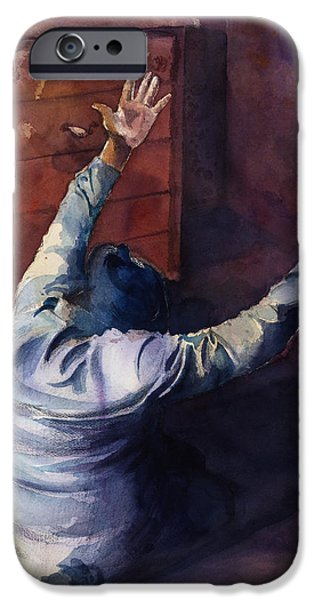 Figurative iPhone 6 Case - Woman Of Praise by Lewis Bowman