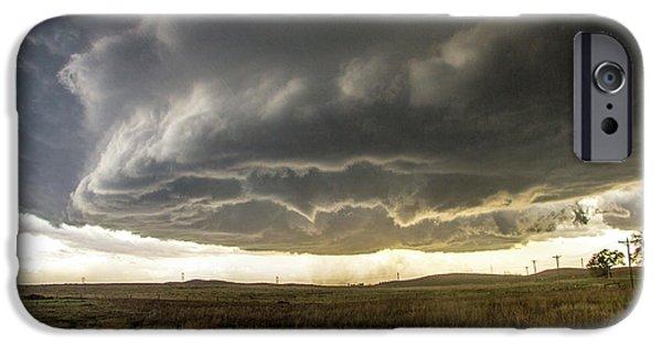 Nebraskasc iPhone 6 Case - Wray Colorado Tornado 021 by NebraskaSC