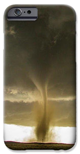 Nebraskasc iPhone 6 Case - Wray Colorado Tornado 060 by NebraskaSC
