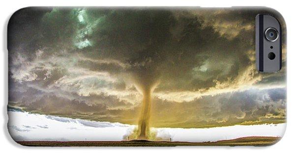 Nebraskasc iPhone 6 Case - Wray Colorado Tornado 070 by NebraskaSC