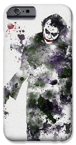Bat iPhone 6 Case - Zero Empathy by My Inspiration
