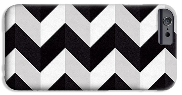 Zig Zag - Shadow IPhone 6 Case