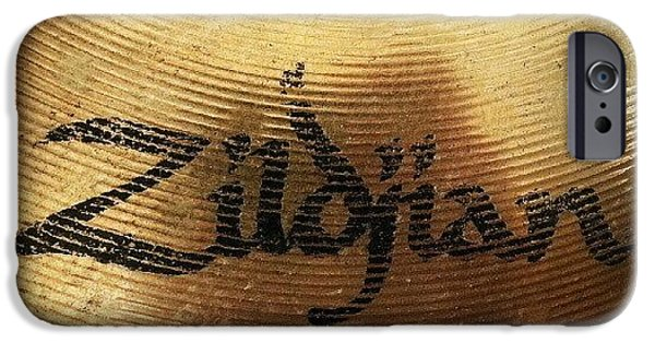 #zildjian #drums #drummer #cymbal IPhone 6 Case