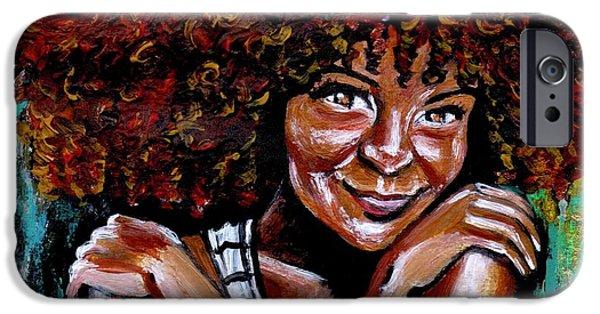 iPhone 6 Case - Embraced by Artist RiA