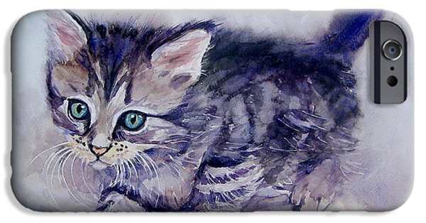 kitten iphone 6 case