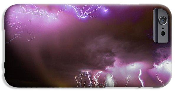 Nebraskasc iPhone 6 Case - Just A Few Bolts 001 by NebraskaSC