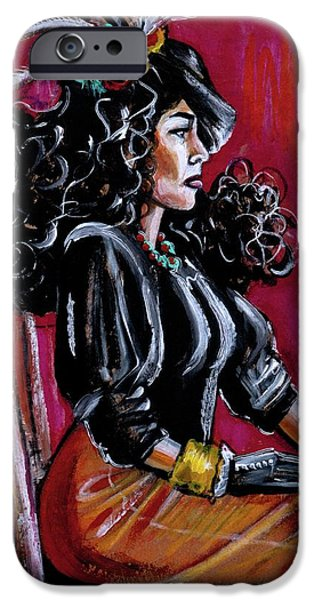 iPhone 6 Case - Let Me Be Your Pupil by Artist RiA