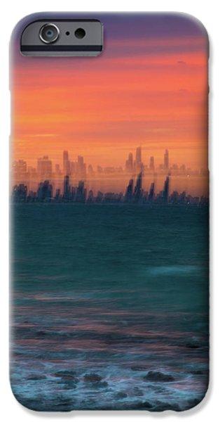 Pacific Ocean iPhone 6 Case - Ocean Motion by Az Jackson