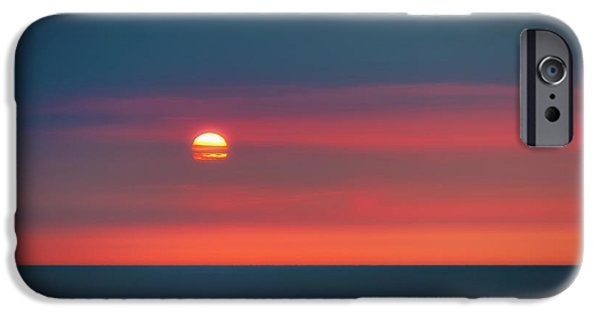 Pacific Ocean iPhone 6 Case - Ocean Sunrise by Tom Mc Nemar