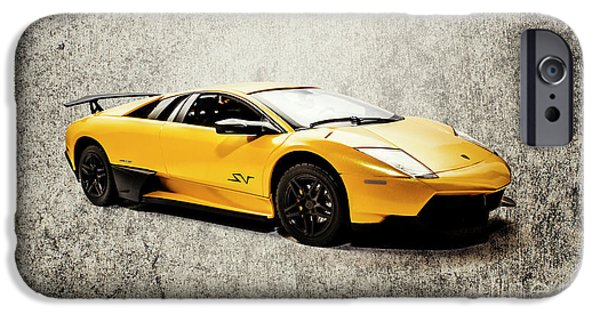 save off 79ec8 78a8a Lambo iPhone 6 Cases | Fine Art America