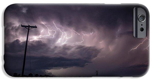 Nebraskasc iPhone 6 Case - The Best Supercell Of The Summer 040 by NebraskaSC