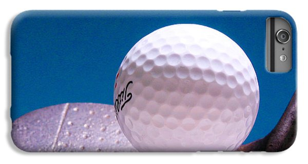 Golf IPhone 6 Plus Case by David and Carol Kelly
