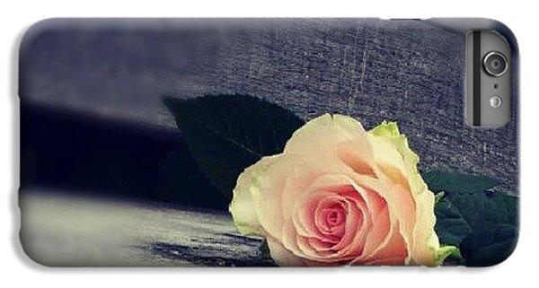 Decorative iPhone 6 Plus Case -  Gray In Romantik by Jacqueline Schreiber