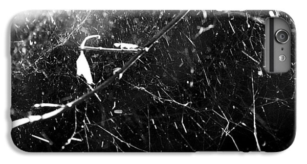 IPhone 6 Plus Case featuring the photograph  Spidernet by Yulia Kazansky