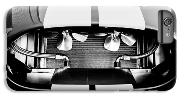 Cobra iPhone 6 Plus Case - 1965 Shelby Cobra Grille by Jill Reger