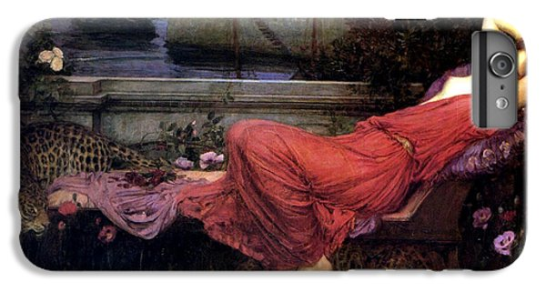 Ariadne IPhone 6 Plus Case by John William Waterhouse