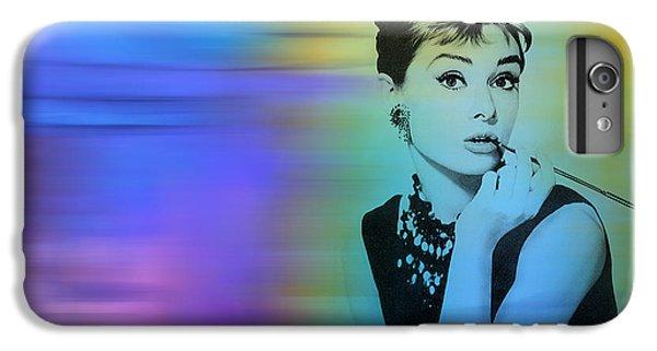 Audrey Hepburn Art IPhone 6 Plus Case
