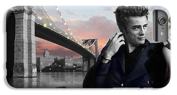 Brooklyn Bridge IPhone 6 Plus Case by Chris Consani