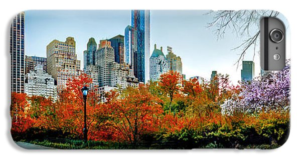 Changing Of The Seasons IPhone 6 Plus Case by Az Jackson