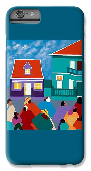 iPhone 6 Plus Case - Curacao Dreams II by Synthia SAINT JAMES